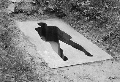 """""""human container"""" von Jochen Damian Fischer"""