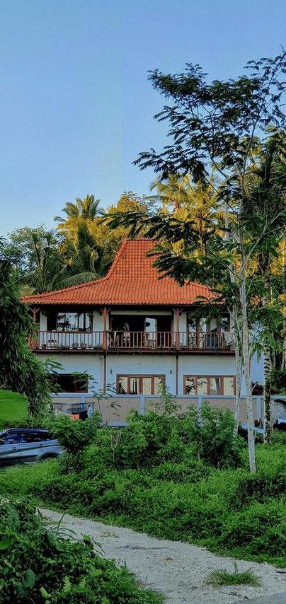 Dijual villa di Ubud