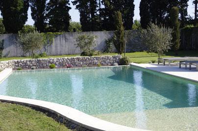 Der Beheitzt Pool von Mai bis Oktober