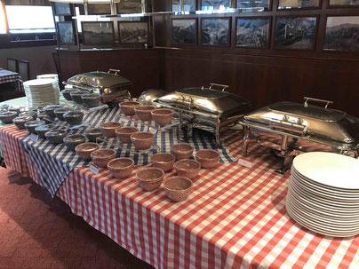 Portugiesisches Abendbuffet MS DOURO CRUISER