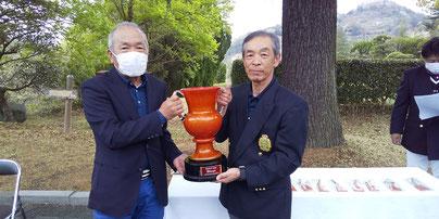 優勝者 島田選手