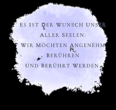 """Susanna Suter, Blogartikel """"Lebst du deine Sinnlichkeit?"""""""