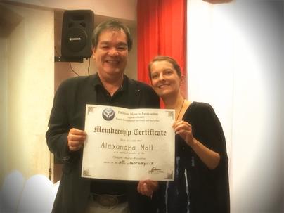 BISA-Mitgliedschaft, 19.02.2017