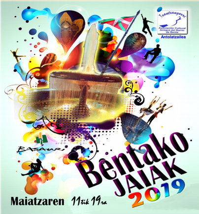 Fiestas en Basauri Bentako Jaiak