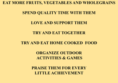 to do list for families