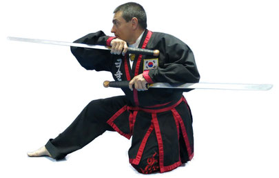 Kuk Sool Won Madrid. Maestro Luis José Galache García