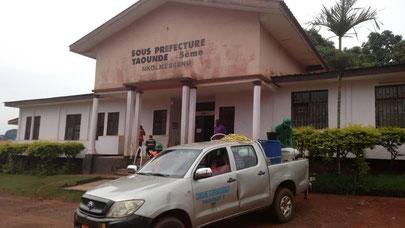 La sous-préfecture de Yaoundé 5