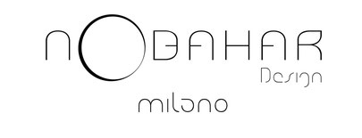 nobahar design Milano logo design and concept by Sogand Nobahar