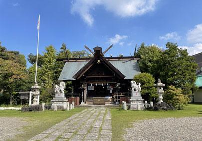 鷲神社(東京都足立区島根) ご祭神は日本武尊、誉田別命、国常立命