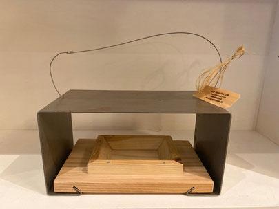 Garten: Vogelhäuser, Futterhäuser und Insektenhotels