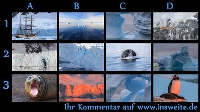 """""""Mit dem Segelschiff in die Antarktis"""". Vortrag von Dieter Hadamitzky (www.insweite.de) auf dem el mundo.17 - Festival in Judenburg / Österreich."""