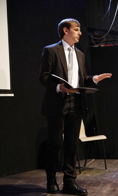 Strukturelles Training: Vortrag
