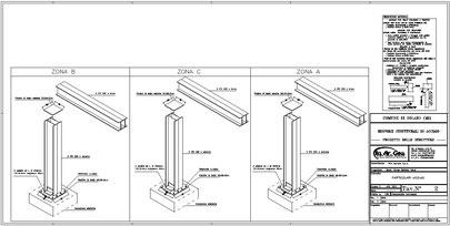 Tav 2: Progetto di consolidamento