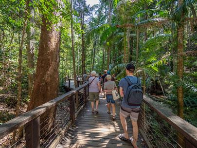 Wanderreisen Australien
