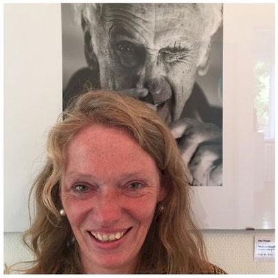 Hilia Marija Höpker, Foto vor Thomas Höpker