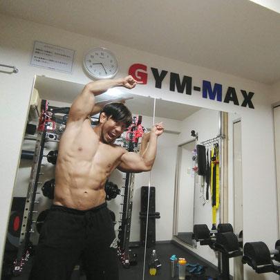 レンタルトレーニングジムGYM-MAX