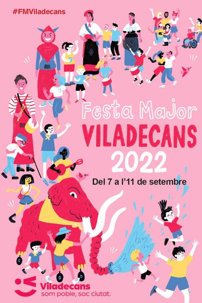 Festa Major de Viladecans Programa