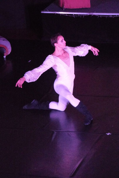 Danseur étoile: Claude GAMBA