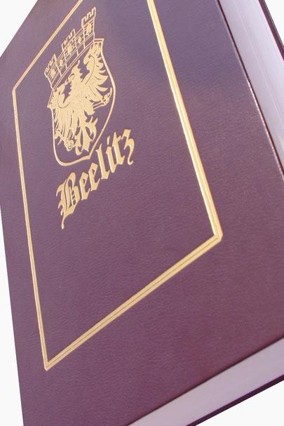 Goldene Buch Beelitz