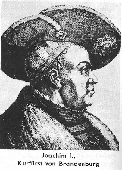 Joachim I. von Brandenburg