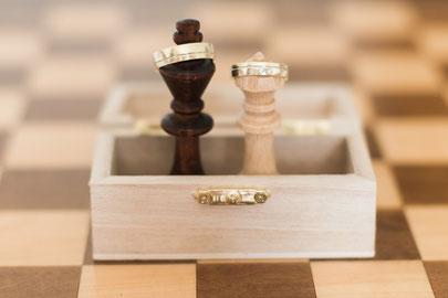Ringkissen Schach
