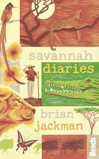 In 'Savannah Diaries' von Brian Jackman