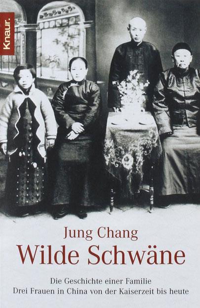 Buch 'Wilde Schwäne' von Jung Chang