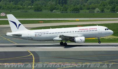 Hamburg Airways   2000 - 2014