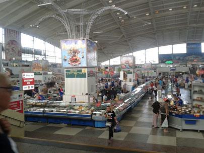 Markthalle in Minsk
