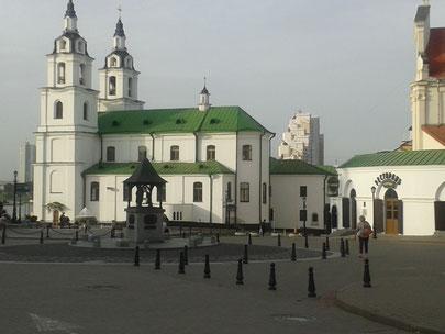 Orthodoxe Kirche von Minsk