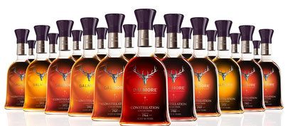 The Dalmore Constellation Collection