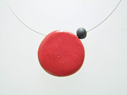 collier perle ronde