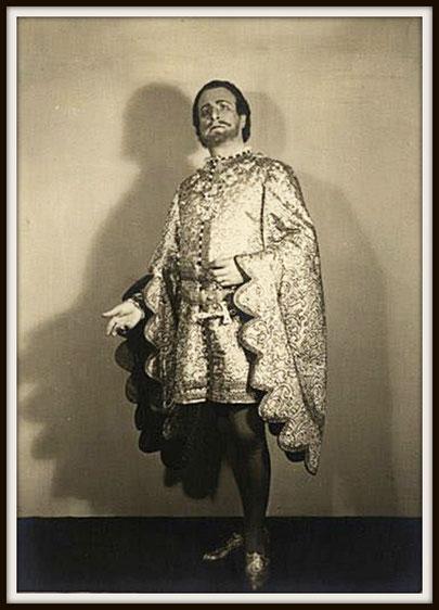 Alfonso XI - La favorita di G. Donizetti