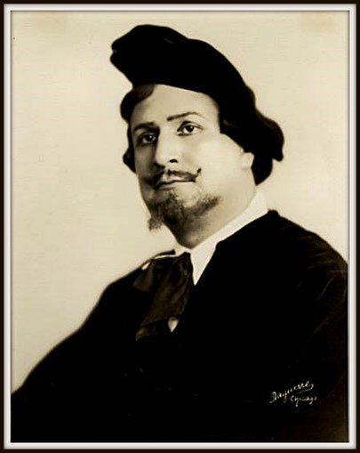 Marcello - La bohème di G.Puccini