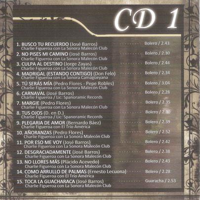 Fuentes E20267 - CD 1.