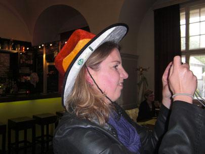 Jana Miglitsch dokumentiert, dass...