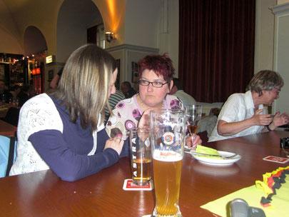 Jessica Seyen, Susanne Granz und Birgit Stiebeling (v.l.)