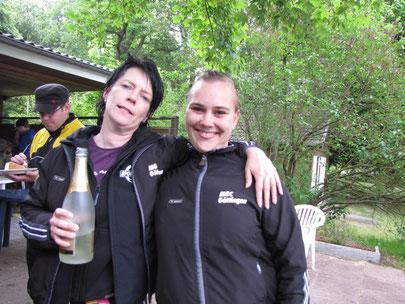 Sandra von dem Knesebeck (l.) und Nicole Pichotta