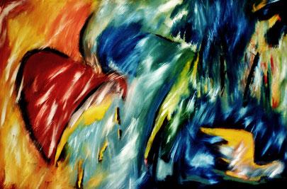 100 x 150 cm, 2011