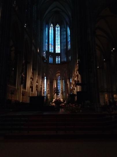 Köln, Cologne, Dom, cathedral, Kölnerdom, inside, architecture, historical, travel, worldheritage