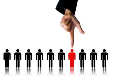 Personal-Controlling: Wir finden Mitarbeiter-Potenziale, spüren Personal-Schwachstellen auf, verbessern die Qualität Ihrer Mitarbeiter im Hinblick auf Effizienz & Leistungsfähigkeit, Einstellung & Arbeitsweise, Kooperationsverhalten und Kundenwirkung