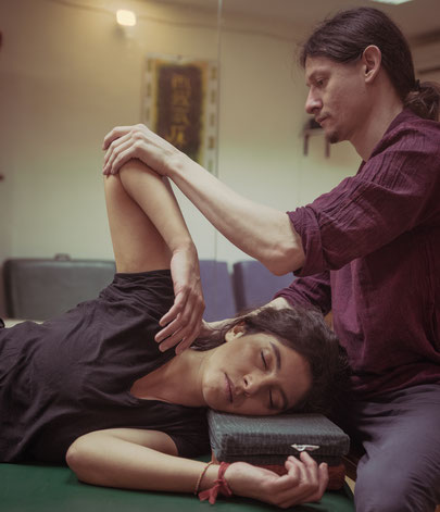 feldenkrais fisioterapeuta clases ATM integracion funcionalespaña madrid pamplona navarra formación espalda sesion integracion funcional formador asistente assistant trainer