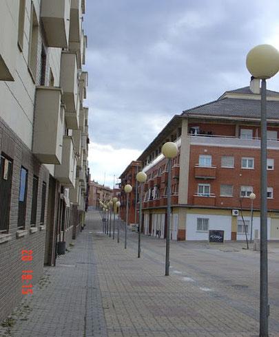 Calle Tomás SanMartín