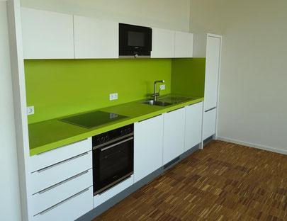 Küche aus Holz und weitere Beispielbilder von der Möbelschreinerei Fendt im Ostallgäu