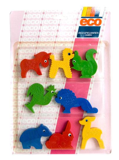 Tierfreunde Retro Spielzeug