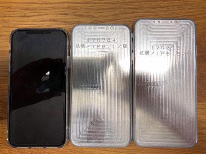 Das sind die ersten Bilder die von den neuen iPhones aufgetaucht sind