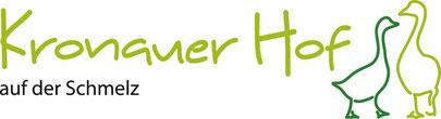 Logo Kronauer Hof