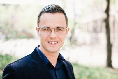 Alexander Hoffmann, Mitglied in einer Geschäftsleitung mit Personalverantwortung und Führungserfahrung.