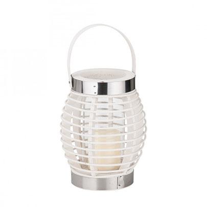 Louna Laterne | Ovaler Lichtspender aus natürlichem Rattan 17,99€ bei Home24