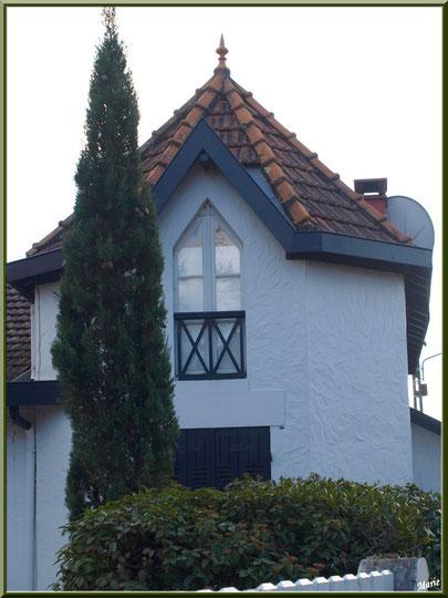 La villa La Rochefoucauld en Ville d'Hiver à Arcachon
